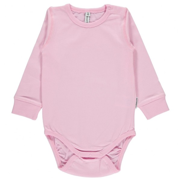 Bio Baby Body pastell rosa super soft