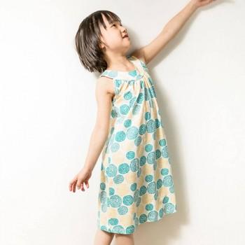 Super leichtes Sommerkleid ohne Arm