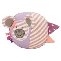 Vorschau: Bio Babyspielzeug Ball von apple park - süsse Maus