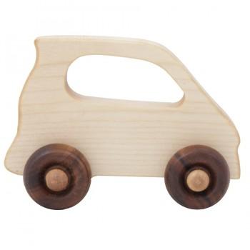 Elektroauto - naturbelassen Wooden Story