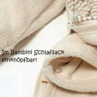 """Vorschau: Warmes Langarmshirt """"BW-Seide Sweaty"""" für Schlafsack"""