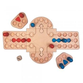 Gesellschaftsspiel - Spielwiese - Grundset 40 tgl.