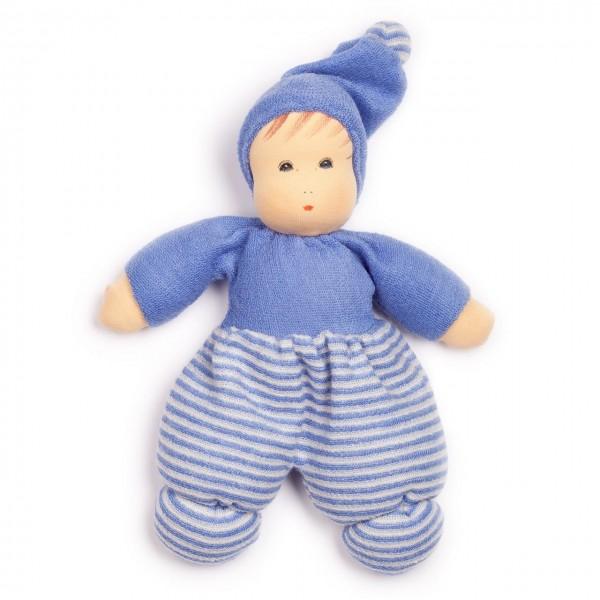 Mini Möpschen blau 24 cm