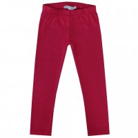 Edle Leggings in weinrot