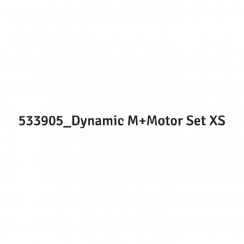 Profi Dynamic M & PLUS Motor Set XS