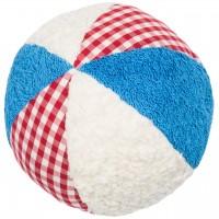 Baby Rassel-Ball Soft 15 cm Plüsch und Frottee