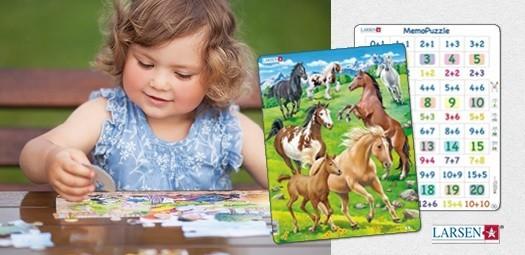 larsen-lern-puzzle-kleinkinder-pferde-zahlen-greenstories