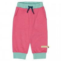 Leichte Sweat Jogginghose pink