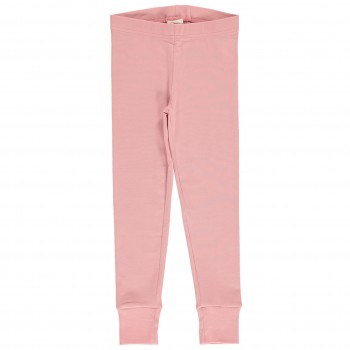 Bündchen Leggings unisex dusty rose