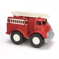 Vorschau: robusters Feuerwehrauto für Wasser- & Sandspiele