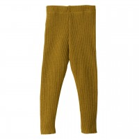 Woll Leggings gold warm und mitwachsend