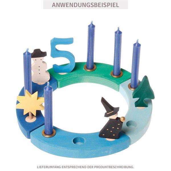 Steckfigur Fledermaus Grimms Geburtstagsring