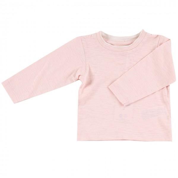 Edles uni Shirt rosa