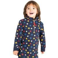 Pullover mit Zipper für Kinder