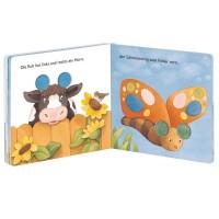 Vorschau: Fingerspielbuch ab 12 Monate - Viele kleine Zappeltiere