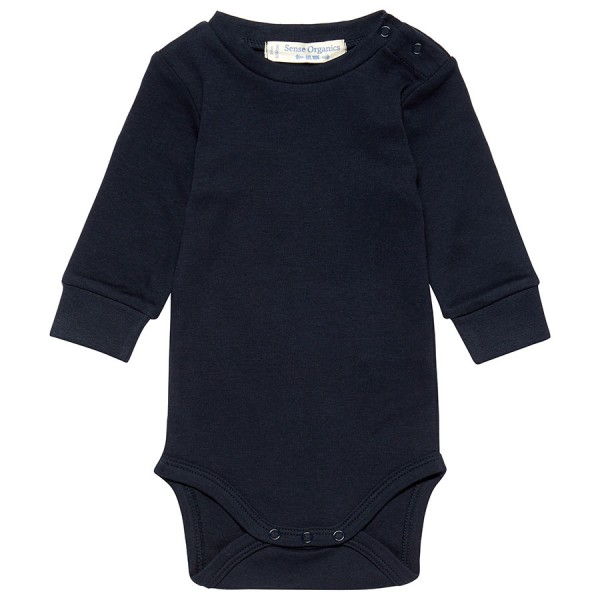 Langarm Bio Body uni navy