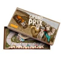 Strategiespiel Grand Prix 6 - 12+ Jahre retro Rennfahrer