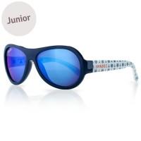 Kinder Sonnenbrille 3-7 schadstofffrei blaue Anker