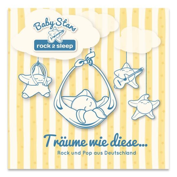 """Einschlafmusik - Baby-Stars - """"Träume wie diese…"""""""