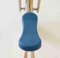 Sattelbezug für alle Wishbone Bikes - blau