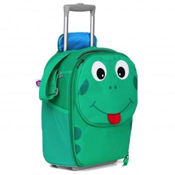 Kinderkoffer Frosch 30x40x16,5cm, 18 Litter