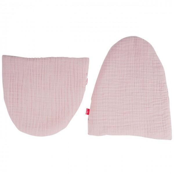 Puppen Bettwäsche rosa für Kikadu Puppenbett