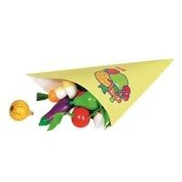 Obst- & Gemüsetüte für Kaufmannsladen