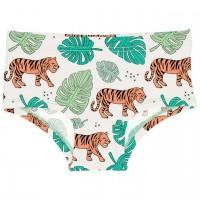 Mädchen Hipster Jungle Tiger hellgrün