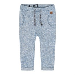 Lässige Jogginghose in jeansblau