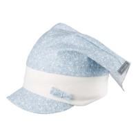 Kopftuch Stirnband Capi pastellblau