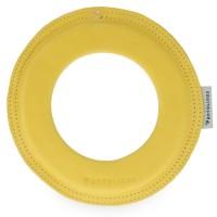 Vorschau: Kleiner super weicher Wurfring LOOP Frisbee gelb