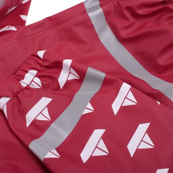 Regenbekleidung Set aus Hose und Jacke - robust und leicht! \n \nEine sehr leichte