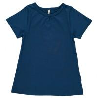 A-Schnitt Mädchen Shirt super soft marine