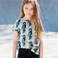 Papagei T-Shirt A-Schnitt