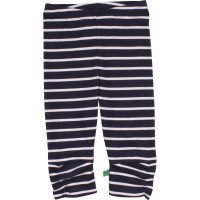 3/4 Leggings coole Knieraffung navy