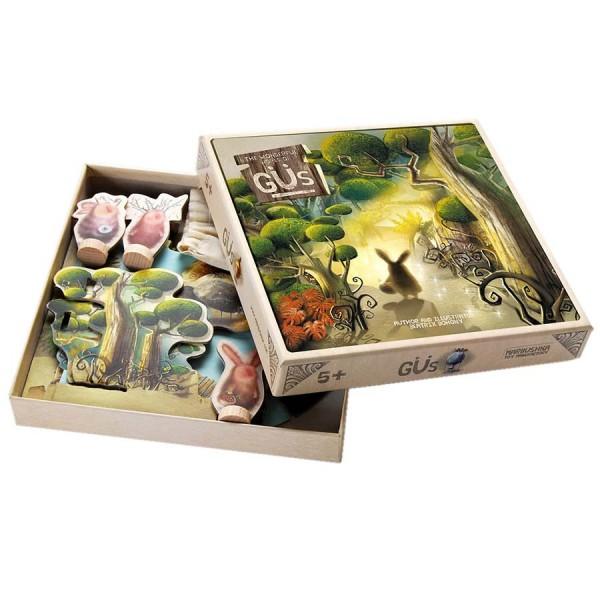 Kinder Gesellschaftsspiel Güs (5-99 Jahre)