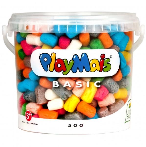Basic 500 - Vorteilseimer - für PlayMais Liebhaber