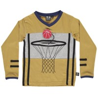 Cooles Jungen Shirt Basketball