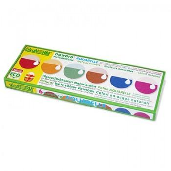 Öko Wasserfarben für Papier, Holz, Eierbemalen
