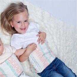 Bio-Burst- und Bauchwickel für Kinder von 1-5 Jahre