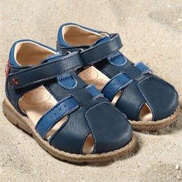 Sandale für Jungen mit Klettverschluss - ein Klassiker!