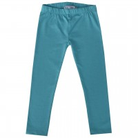 Elastische Leggings in blau