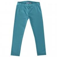 Elastische Leggings in blau