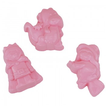 Sandform Prinz u. Hexe rosa