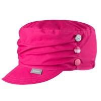 Cooles Mädchen Capi aus Biobaumwolle - pink