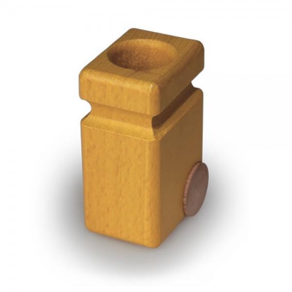 Mülltonnen für Fagus Müllwagen - gelb