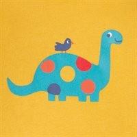 Baby Body Dino auch Stoffwindeln 3er