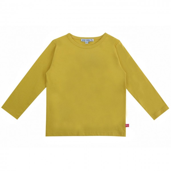 Uni Curry Langarmshirt