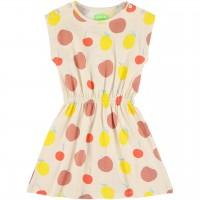 Sommer Kleid mit Früchten