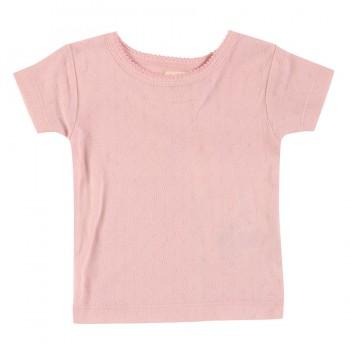 Mädchen T-Shirt in rosa
